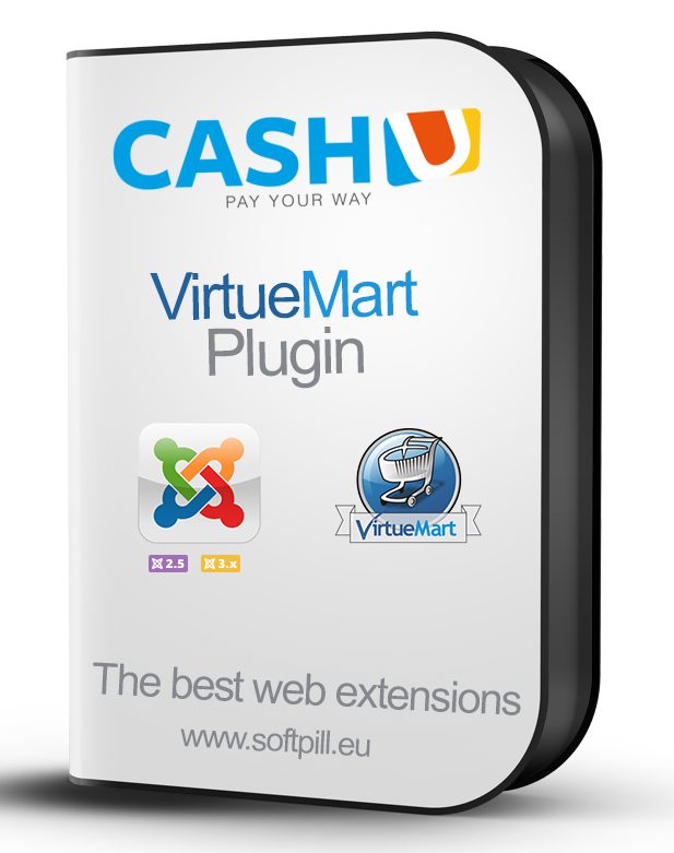 CashU for VirtueMart