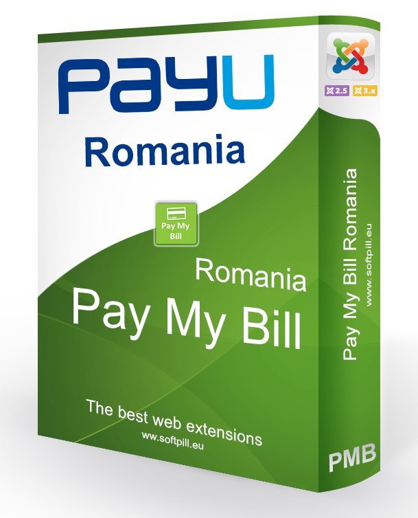 Pay My Bill PayU Romania