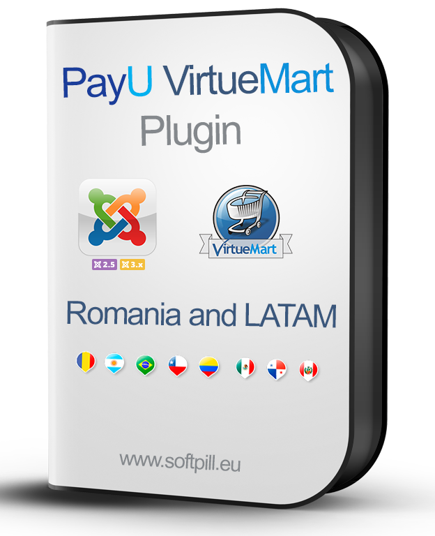 PayU VirtueMart Plugin