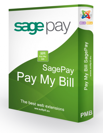 View Pay My Bill SagePay details