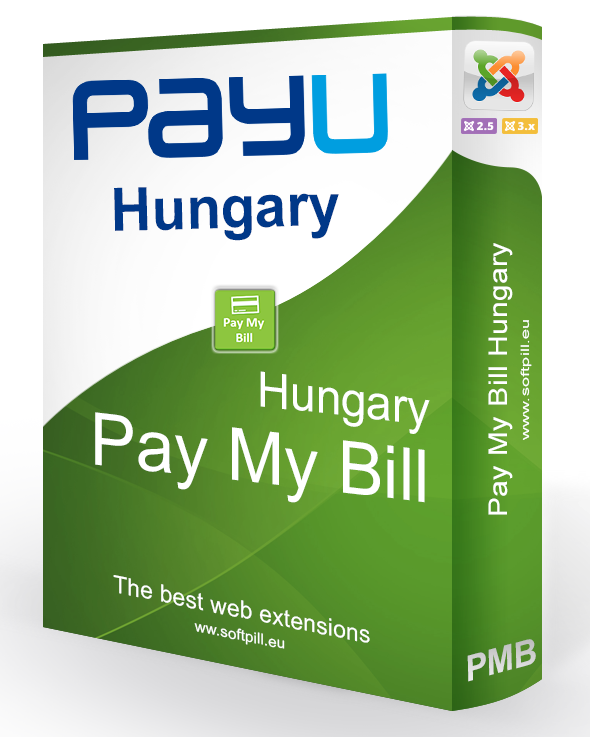 Pay My Bill PayU Hungary