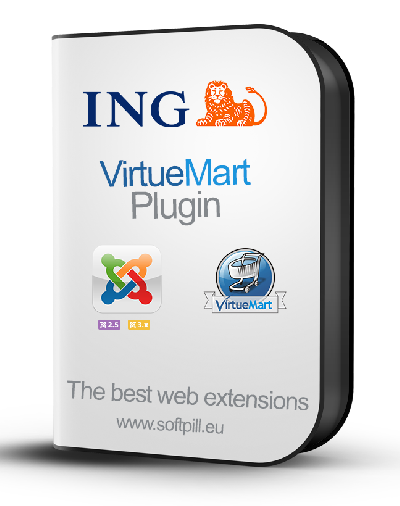 View ING WebPay for VirtueMart details